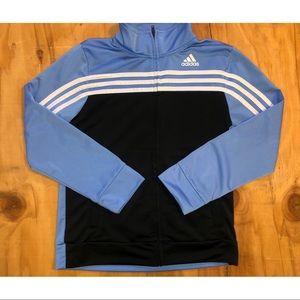 Adidas Three Stripe Jacket size 10-12